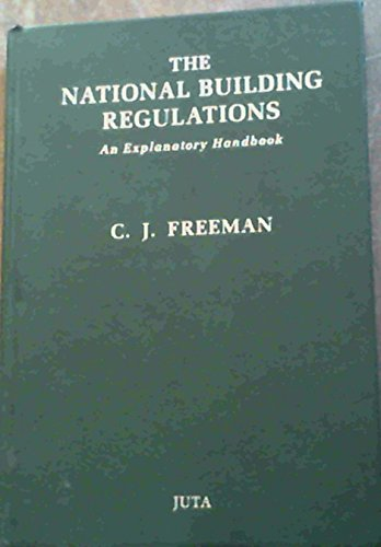 NATIONAL BUILDING REGULATIONS EBOOK