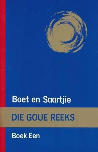 9780702128486: Boet & Saartjie: Boek 1 (Goue reeks)
