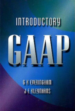 Introductory GAAP: Everingham, G.K.; Kleynhans,