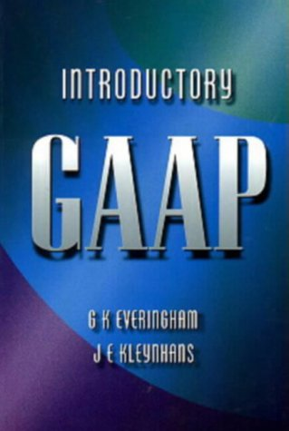 9780702132889: Introductory Gaap