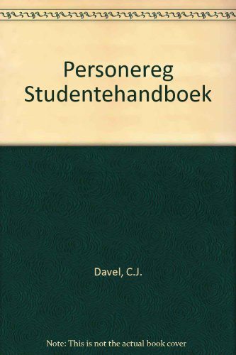 Law of Persons Source Book: Davel, C J