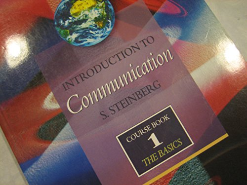 9780702136498: Introduction to Communication Course Book 1: The Basics (Bk 1)