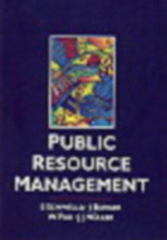 9780702138027: Public Resource Management