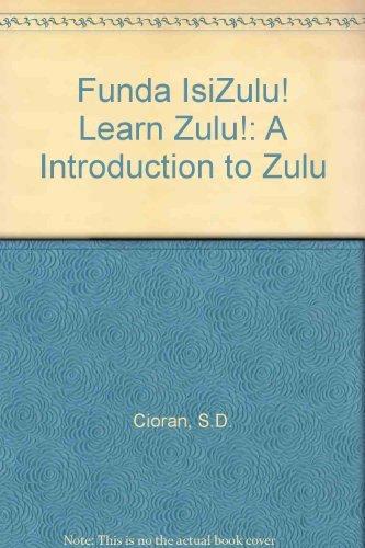 9780702141249: Funda Isizulu Learn Zulu! (Funda Isizulu/Learn Zulu Language Series)