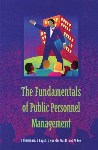 9780702143793: The Fundamentals of Public Personnel Management