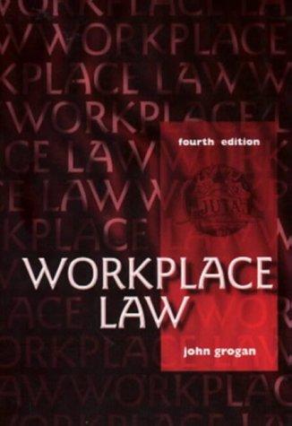 9780702145759: Workplace Law