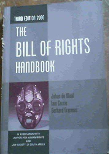 9780702151453: The Bill of Rights Handbook