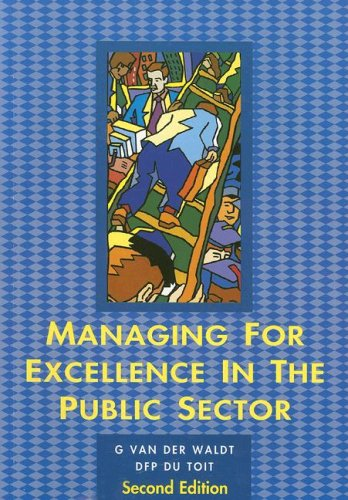 9780702152023: Managing for Excellence in the Public Sector