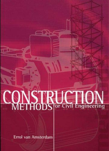 9780702152160: Construction Methods for Civil Engineering (Telp series)
