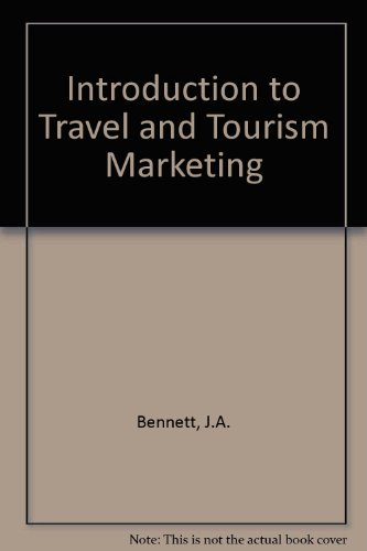 9780702156366: Introduction to Travel and Tourism Marketing