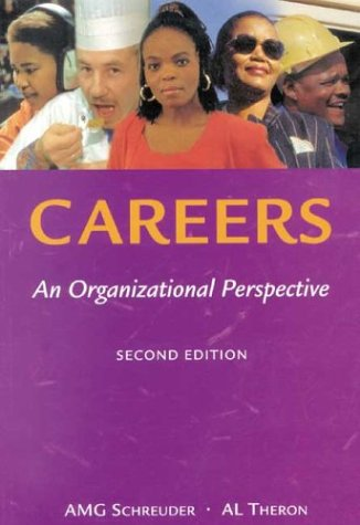 9780702156588: Careers: An Organizational Perspective