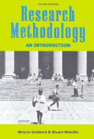 9780702156601: Research Methodology: An Introduction
