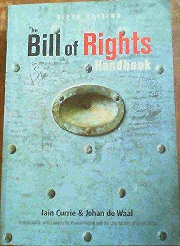 9780702159237: The Bill of Rights Handbook