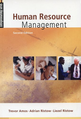 9780702166327: Human Resource Management (Entrepreneurship series)