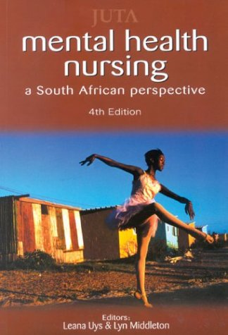9780702166426: Mental Health Nursing: A South African Perspective