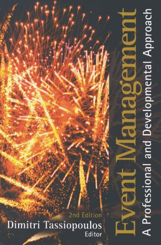 9780702166587: Event Management: A Professional and Developmental Approach