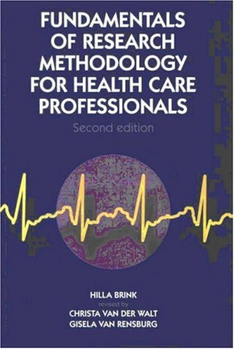 9780702166808: Fundamentals of Research Methodology for Health-care Professionals