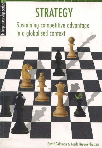 9780702171956: Strategy: Sustaining Competitive Advantage in a Globalised Context