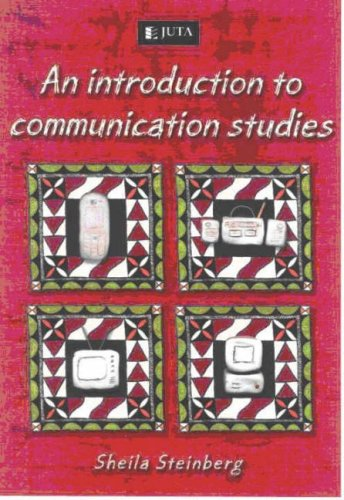 9780702172618: An Introduction to Communication Studies