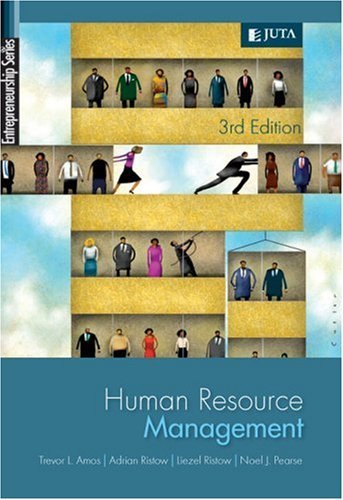 9780702172830: Human Resource Management (Entrepreneurship series)