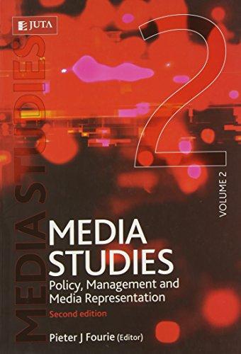 9780702176753: Media Studies: Media History, Media and Society
