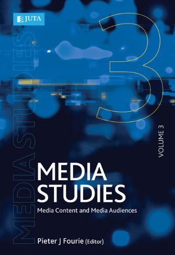 9780702177668: Media Studies Volume 3: Media Content and Media Audiences