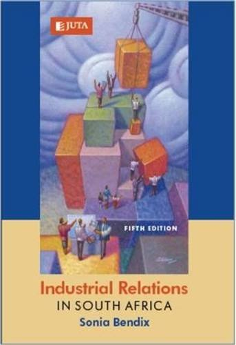 9780702177736: Industrial Relations in South Africa