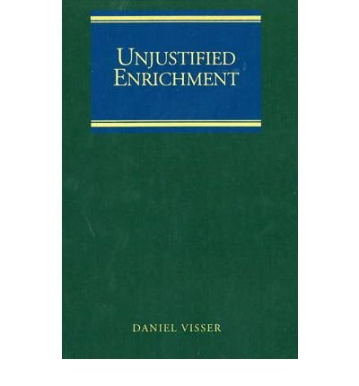9780702179259: Unjustified Enrichment