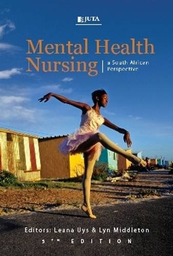 9780702186622: Mental Health Nursing: A South African Perspective