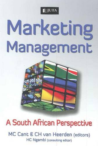 9780702188572: Marketing Management