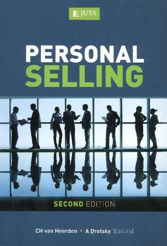 9780702188602: Personal Selling