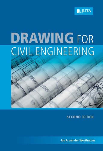 9780702188732: Drawing for Civil Engineering