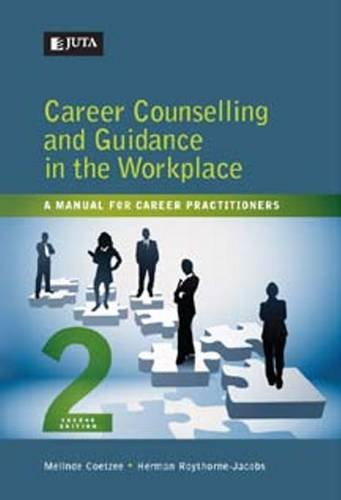 9780702189104: Career Counselling and Guidance in the Workplace: A Manual for Career Practitioners