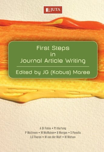9780702189159: First Steps in Journal Article Writing