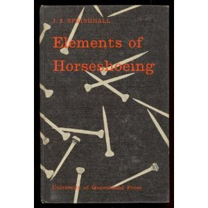9780702210624: Elements of horseshoeing