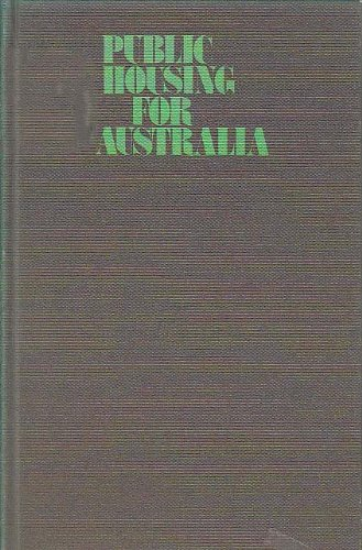 Public Housing for Australia (9780702211720) by Paul R Wilson