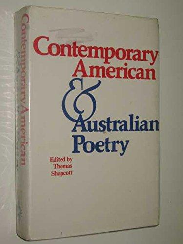Contemporary American Poetry Abebooks
