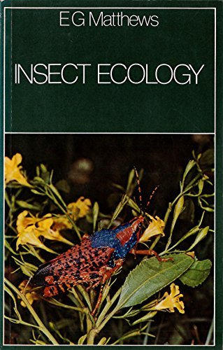 9780702212512: Insect Ecology (Australian ecology series)