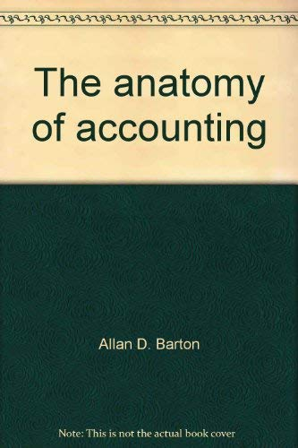 9780702214608: The anatomy of accounting
