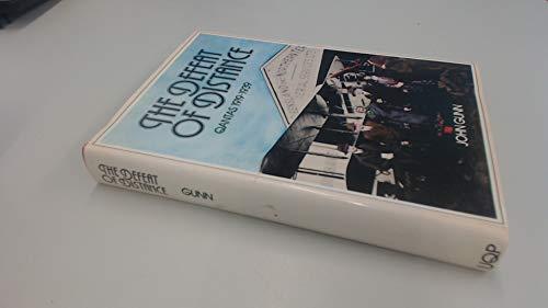 9780702217074: The Defeat of Distance: Qantas, 1919-1939