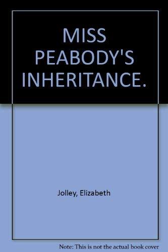 9780702217821: Miss Peabody's inheritance