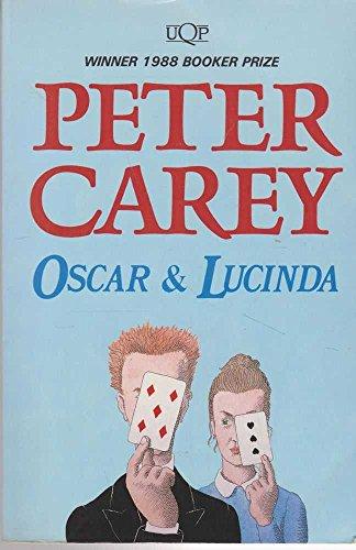9780702221729: Oscar & Lucinda