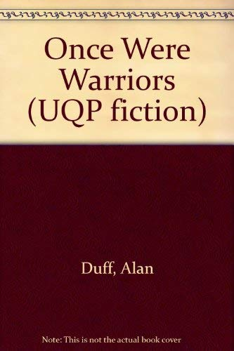 Once Were Warriors (UQP fiction)