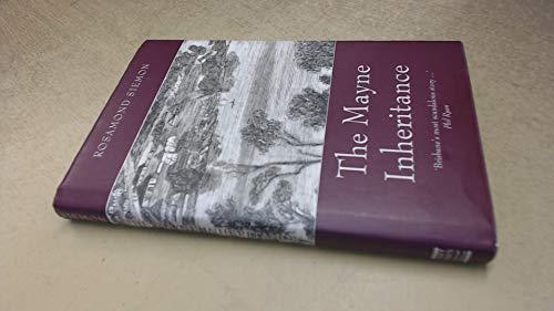 9780702229343: The Mayne Inheritance