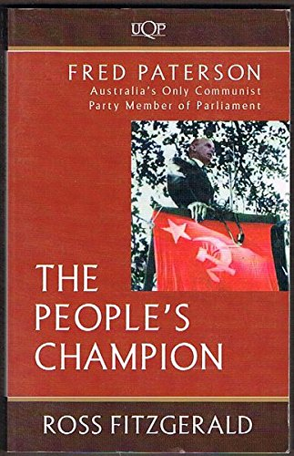 9780702229596: Fred Paterson: The People's Champion