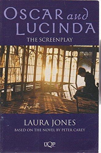 9780702230455: Oscar and Lucinda: The screenplay