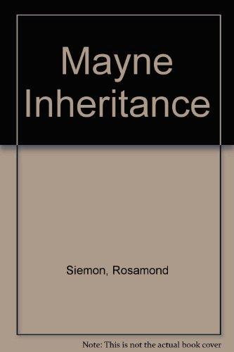 9780702231421: Mayne Inheritance