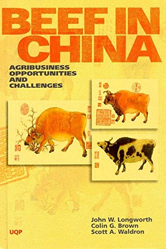 9780702232312: Beef in China: Agribusiness Opportunities