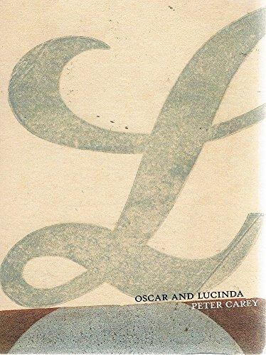 9780702232602: Oscar and Lucinda