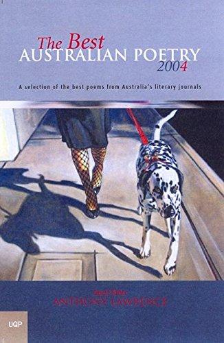 The Best Australian Poetry 2004